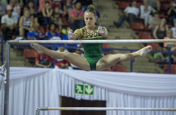 12th Africa Gymnastics Championship Day one evening
