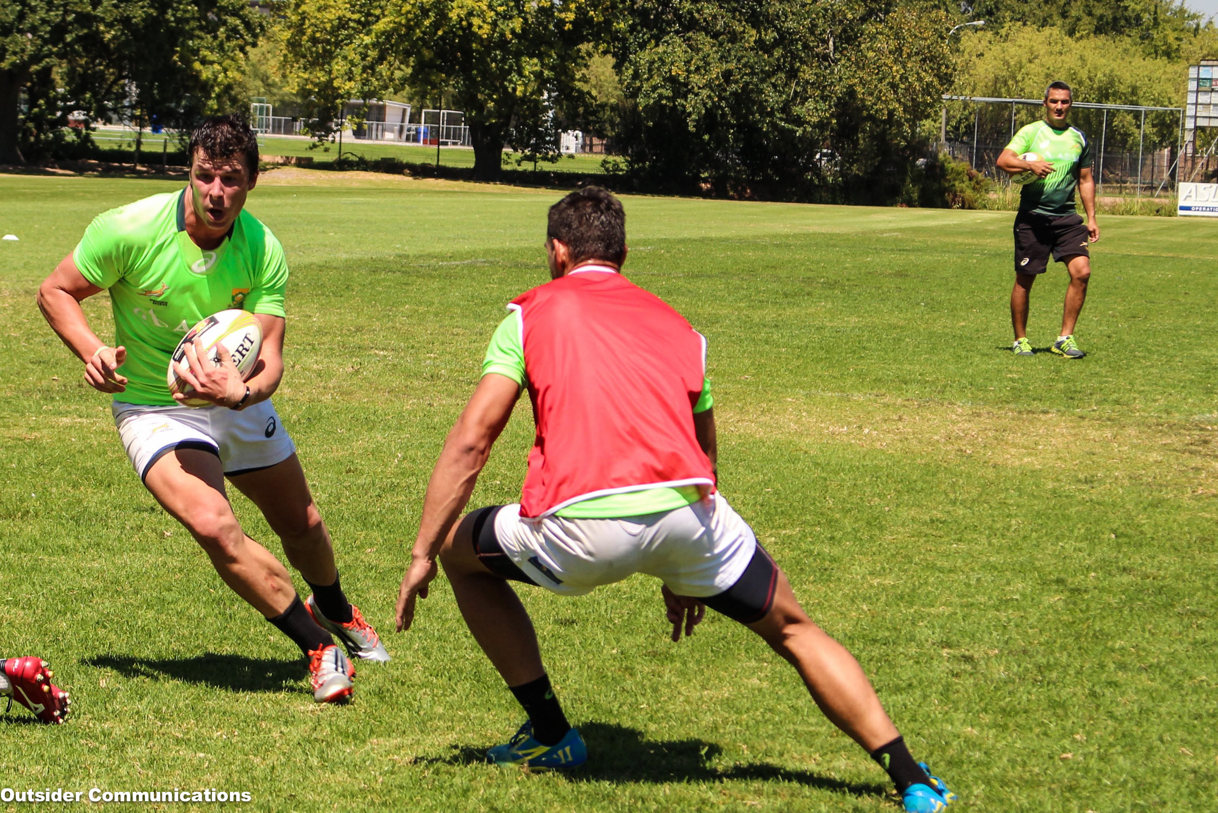 Blitzboks look to set the record straight in Hong Kong
