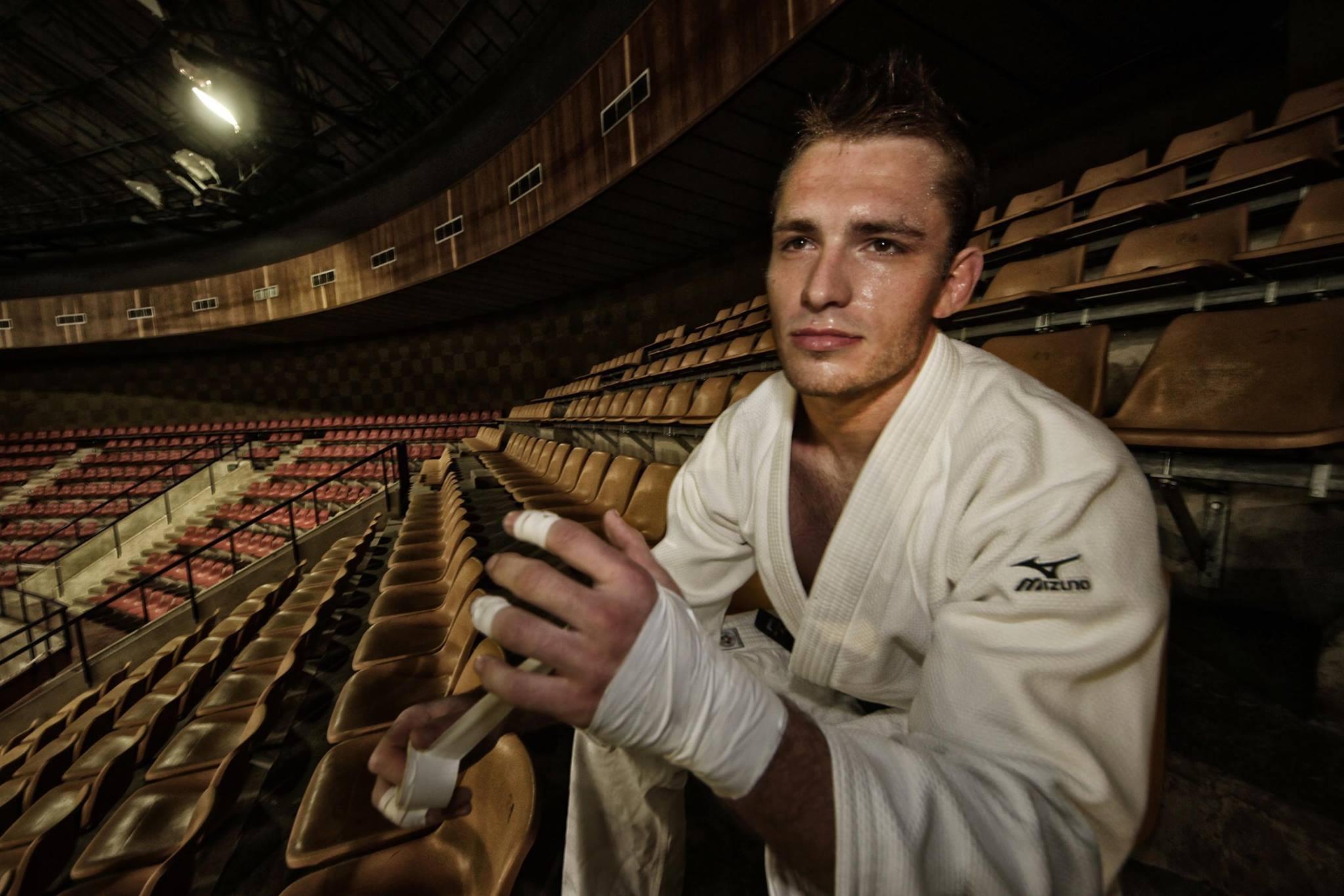 Piontek grabs judo silver at African Championships