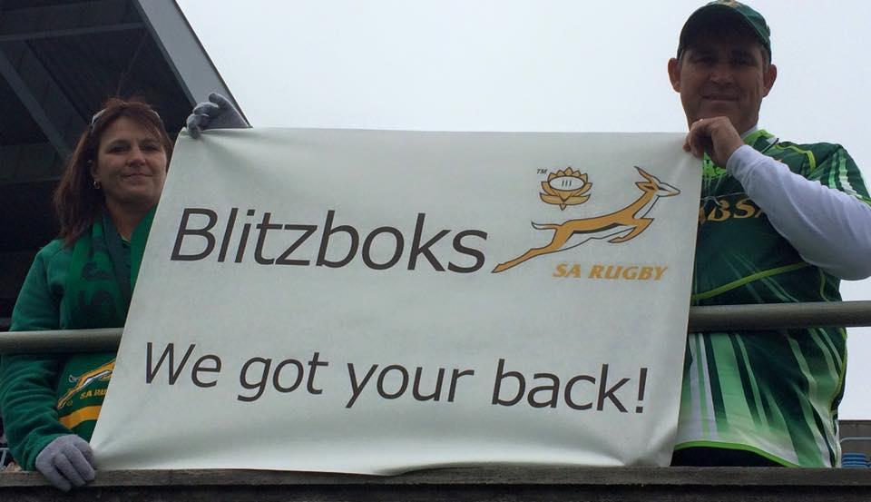 Blitzboks take on England in Tokyo Sevens final