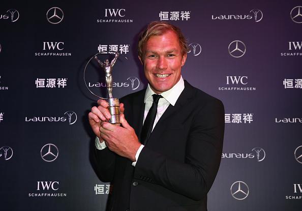 Incredible Schalk wins key Laureus sports award