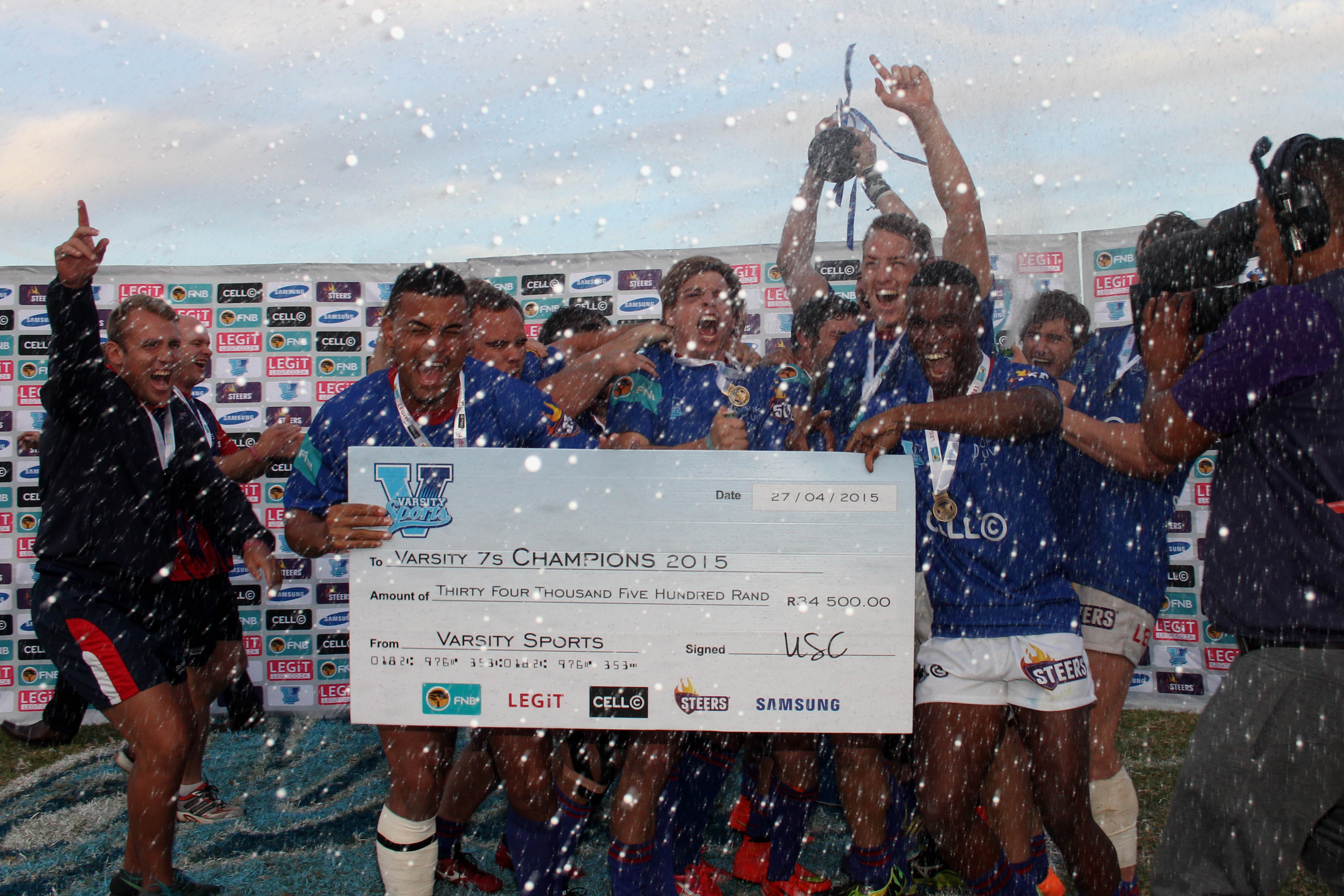 Kovsies come out tops at Varsity Sevens tournament