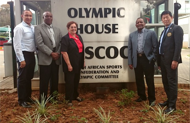 Photo SASCOC - Tseko Elizabeth Jerry Gideon Morinari - Copy