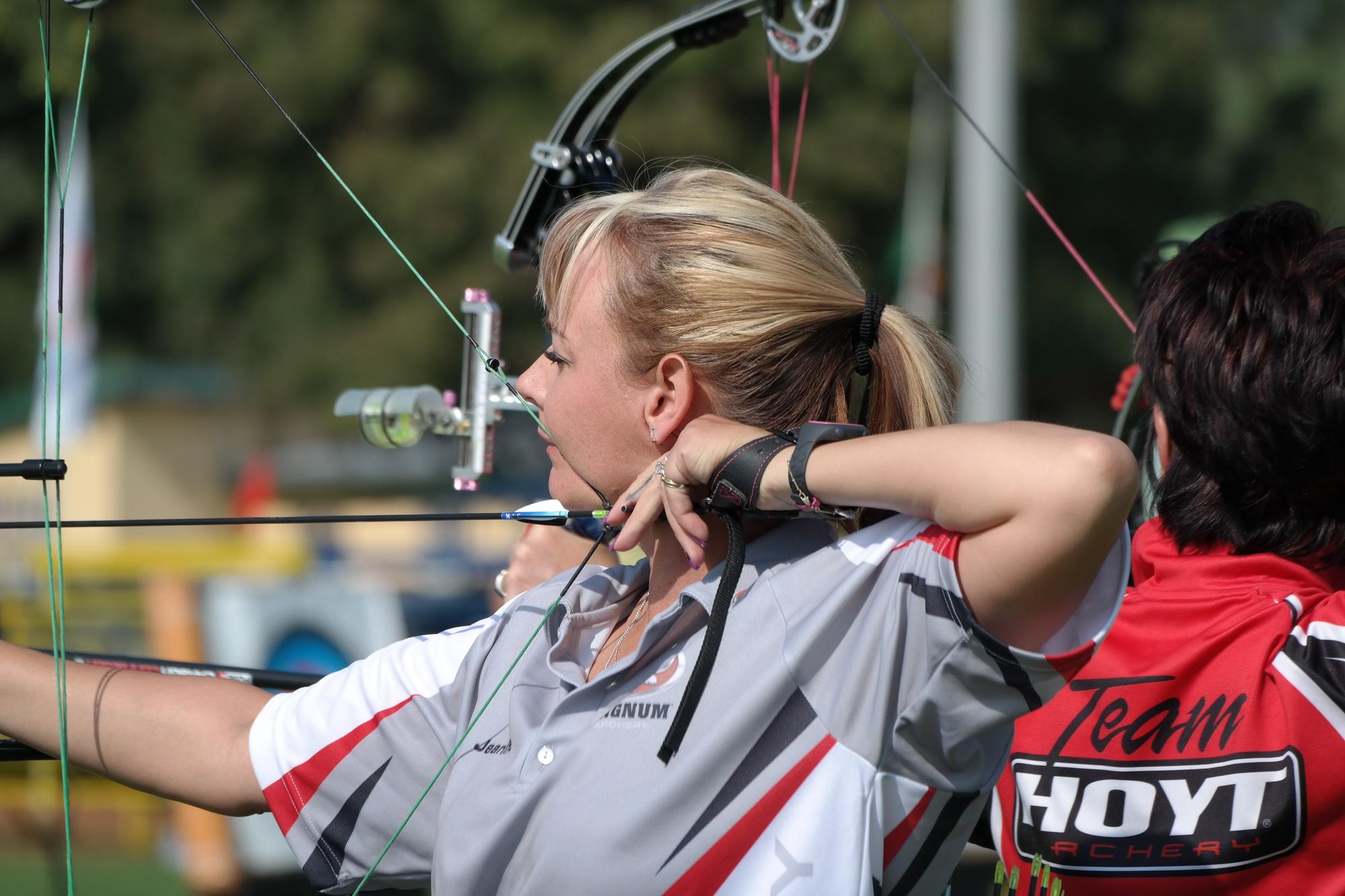 Straight-shooting Van Kradenburg keeps on nailing the big scores