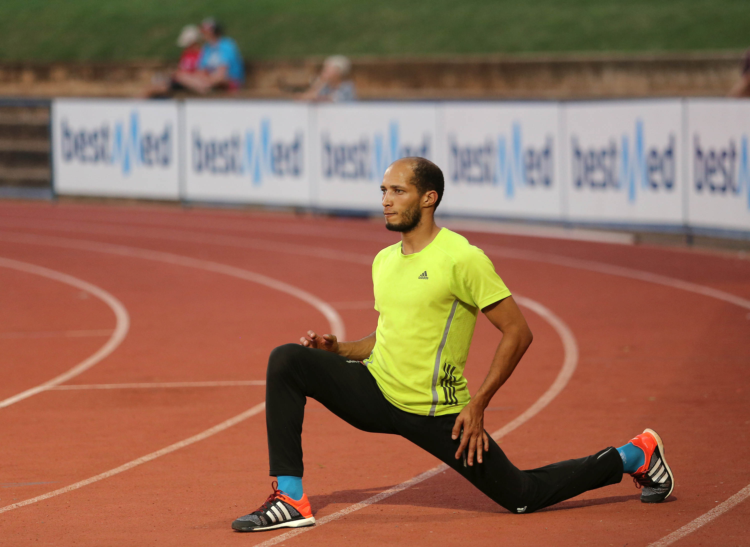 Injury rules Fredericks out of SA Championships