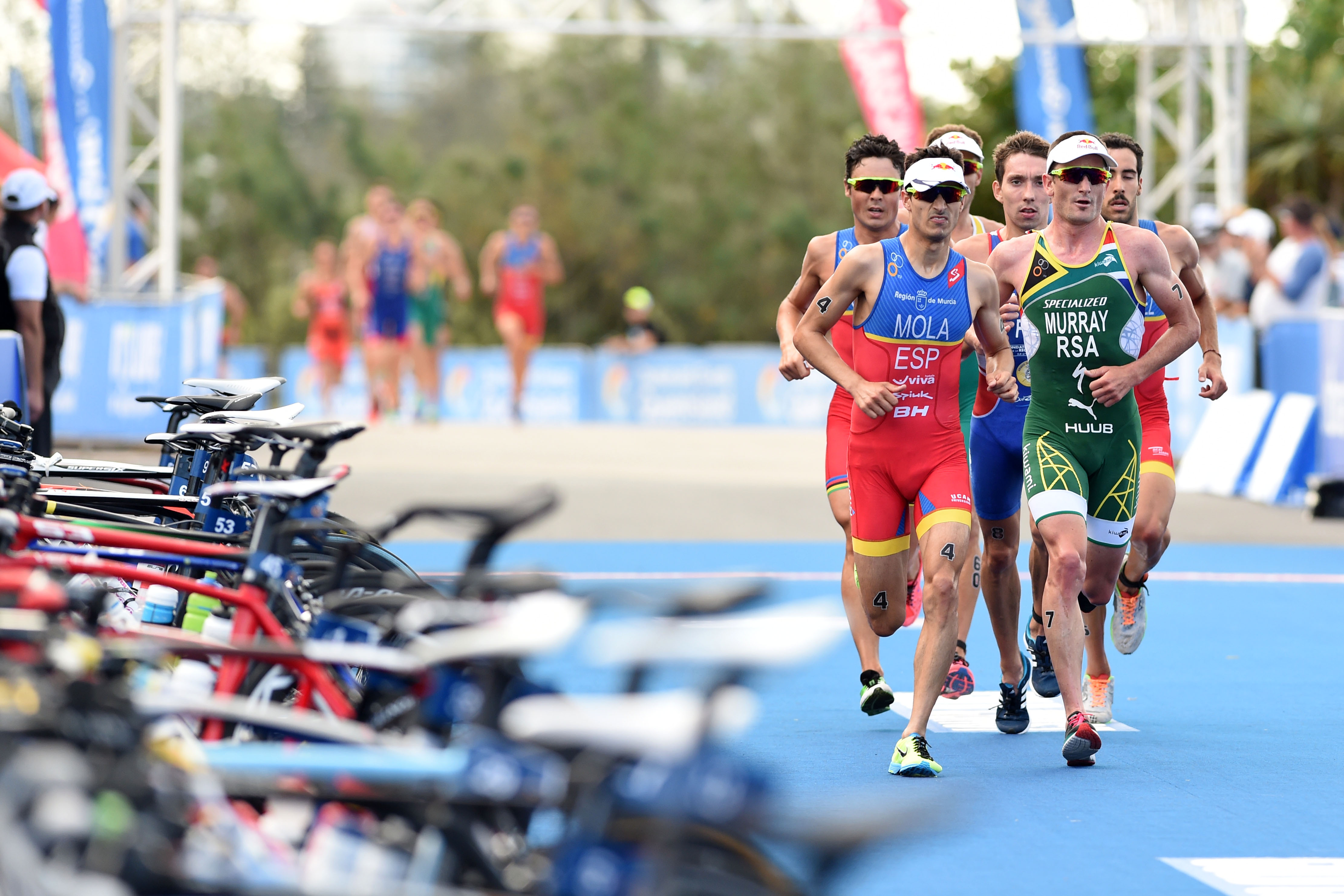 Hometown hero Murray is aiming high at WTS event in Cape Town