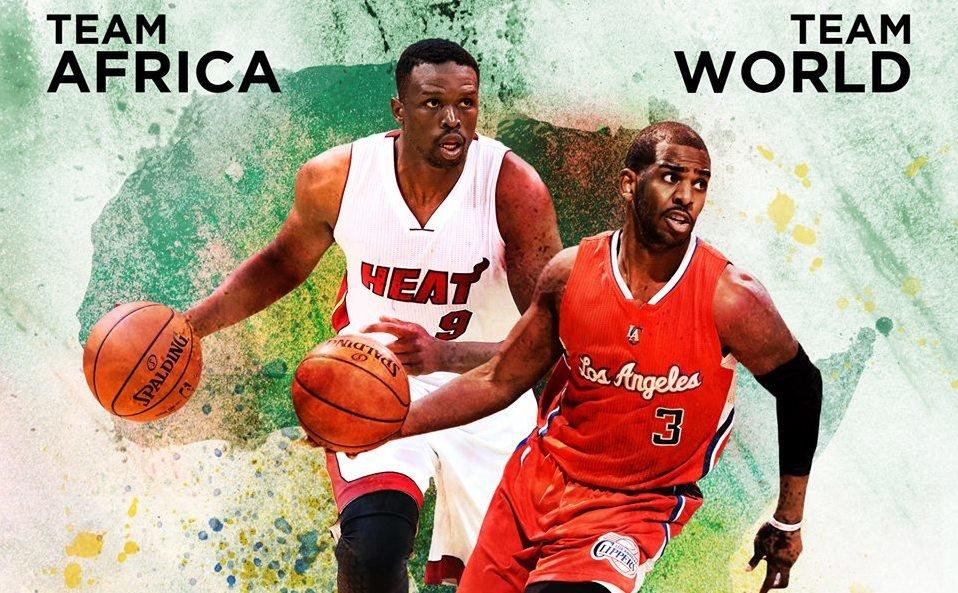 Johannesburg to host top exhibition basketball match