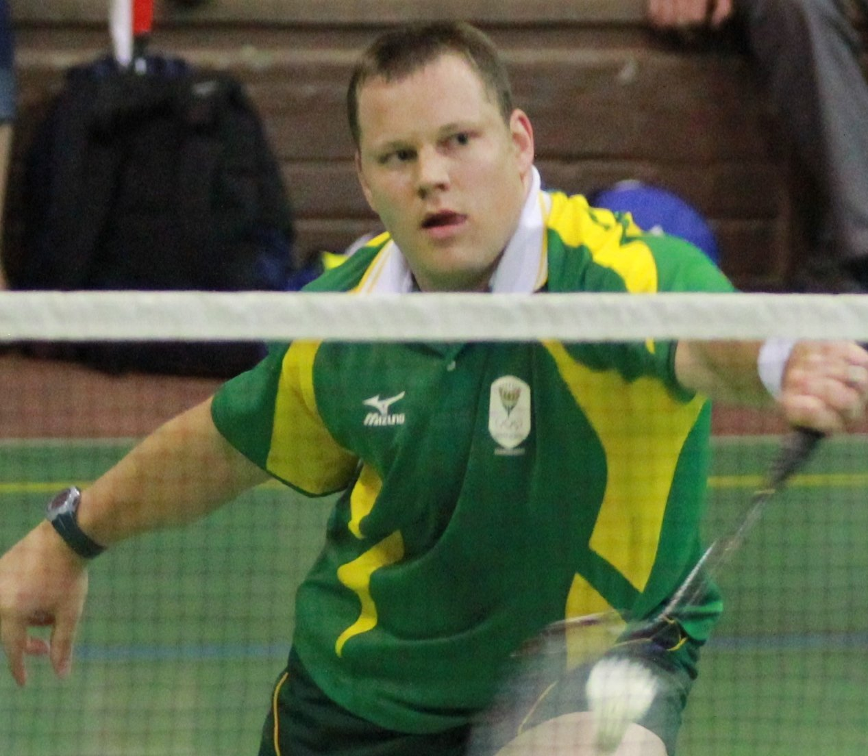 New coach Dednam on badminton's way forward