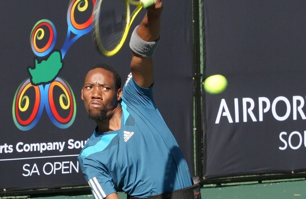 2015 Airports Company South Africa SA Open: Day 2