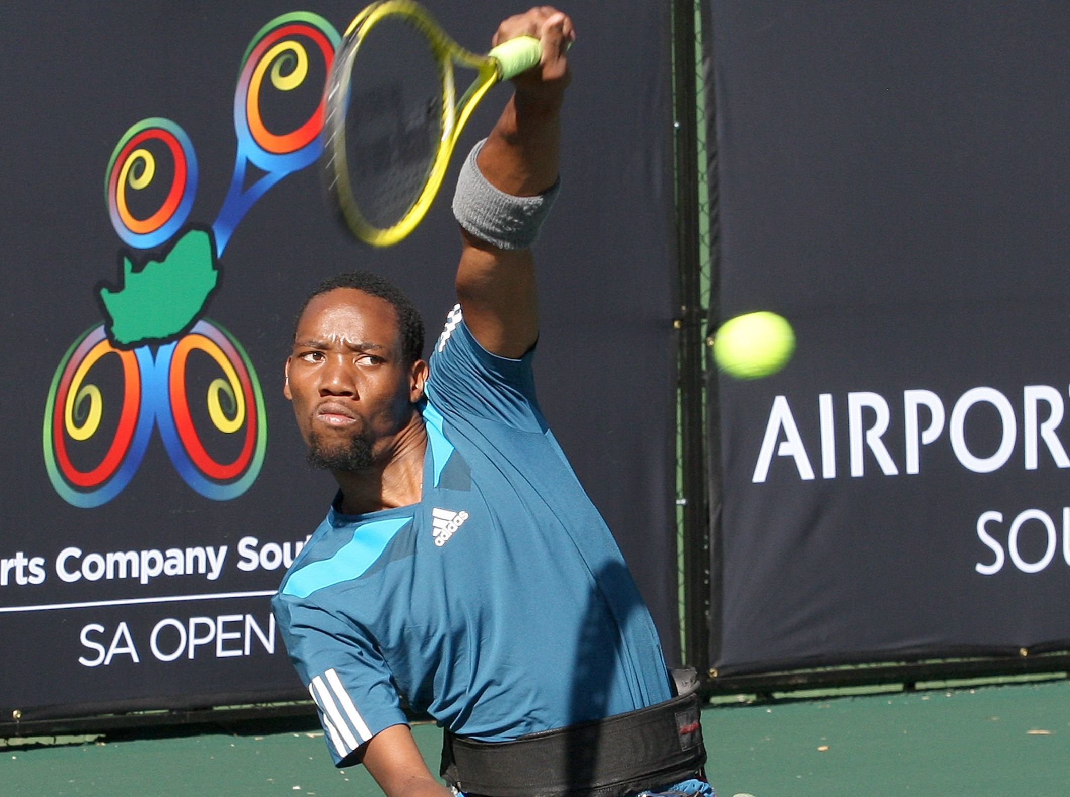 Montjane extra motivated for SA Open success