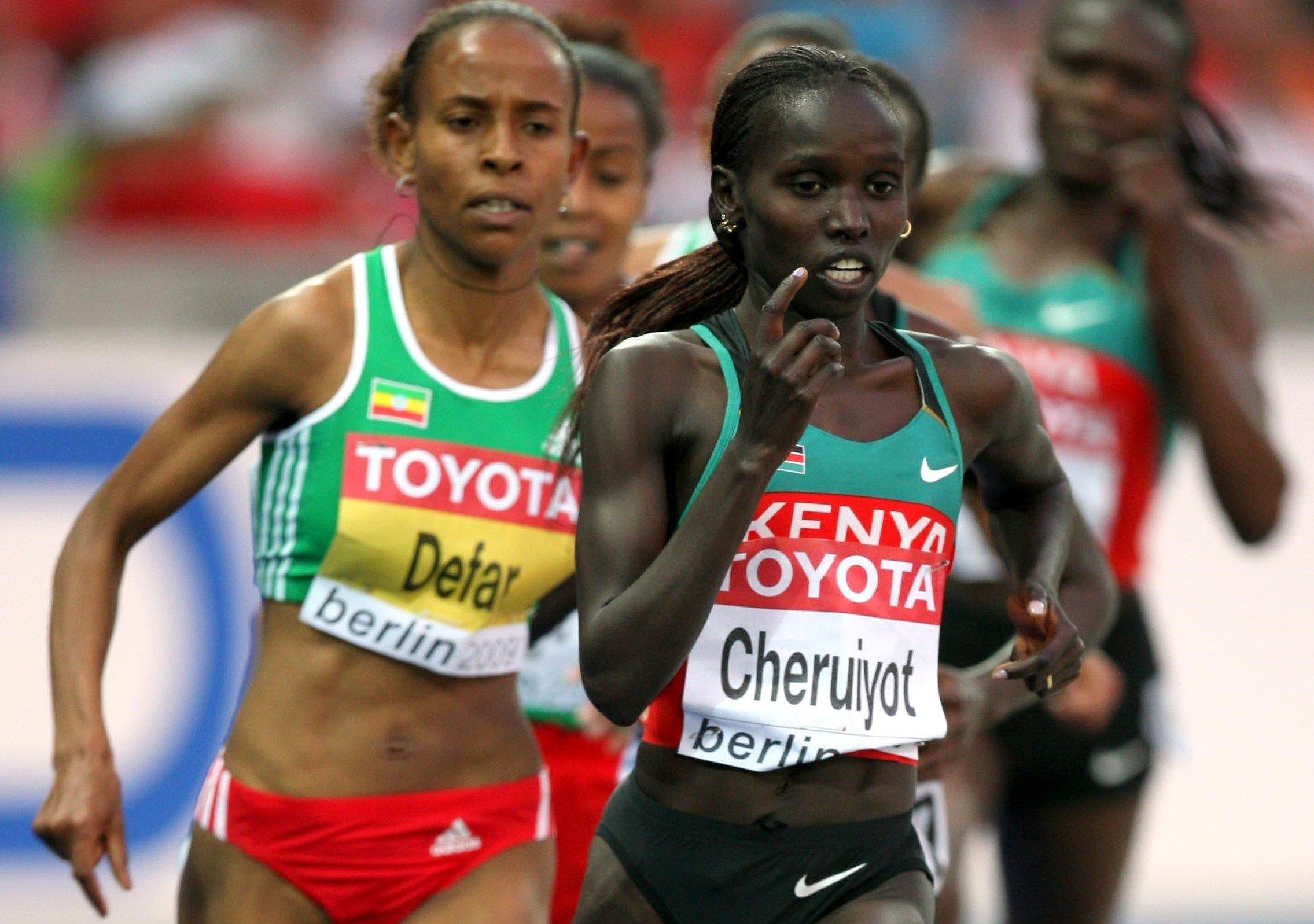 Olympic medallist to race in new SA road event