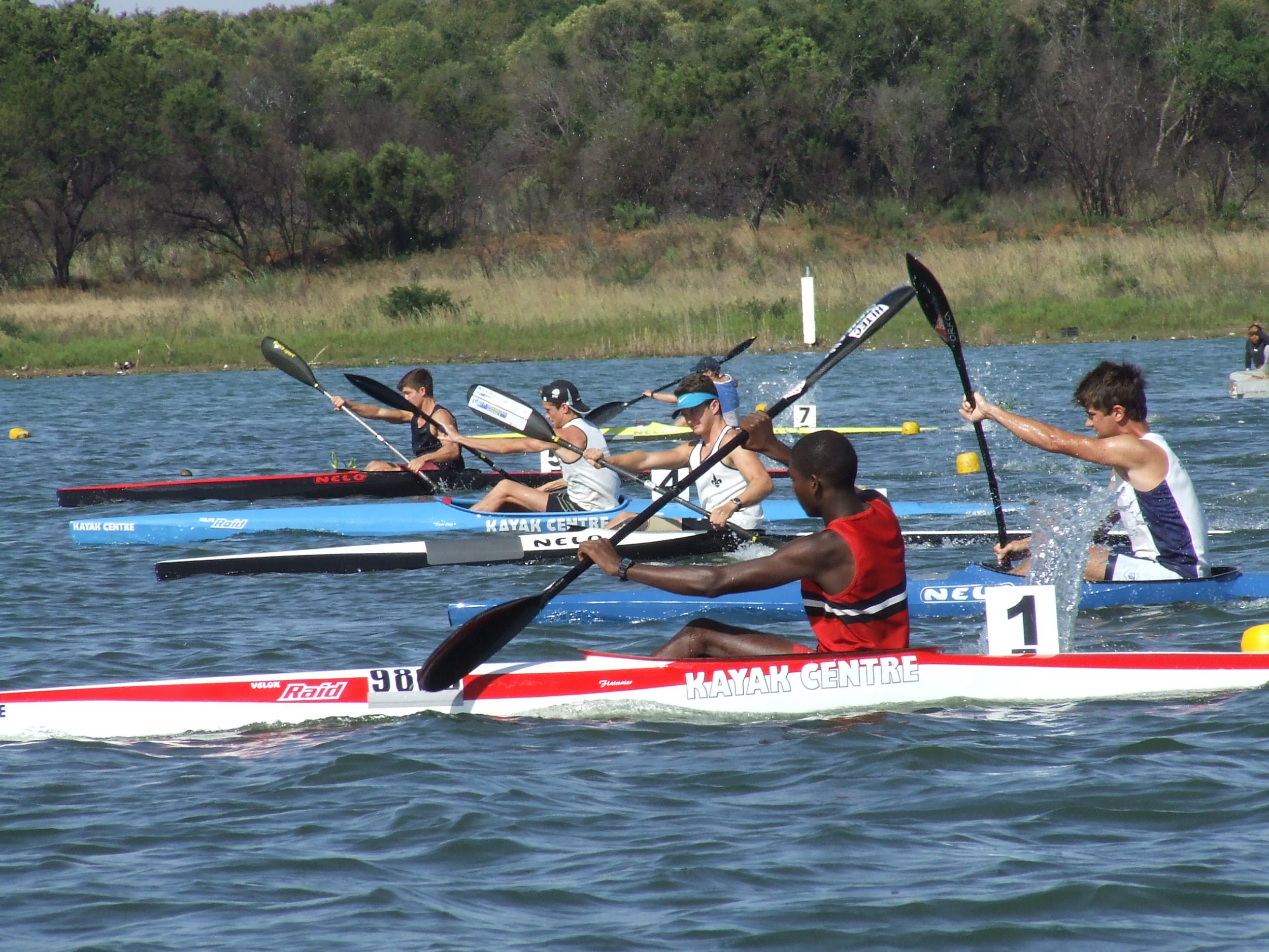 More than 100 schools in action at SA Schools Sprint Championships