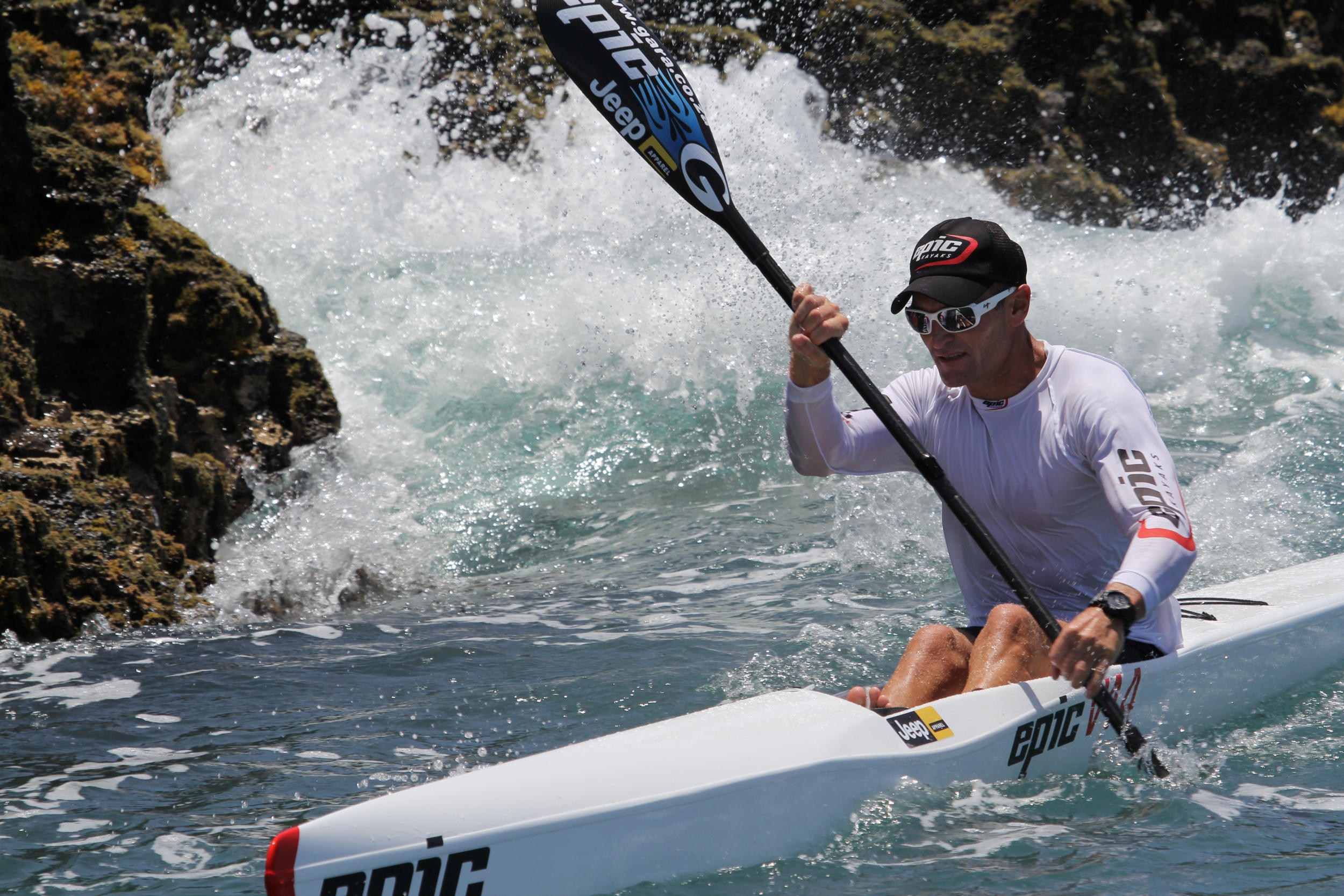 SA surfski trio end in top six in gruelling ocean ultra