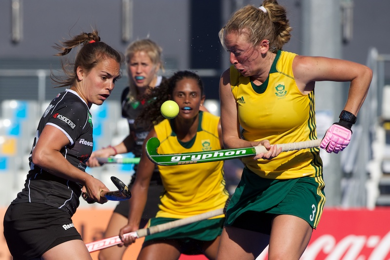 Courageous SA hold Germany and make quarters in Spain