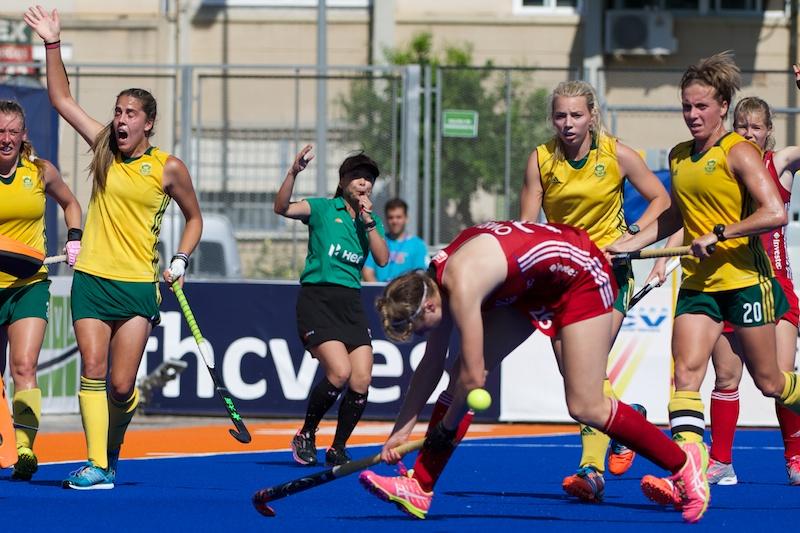 Women's hockey side go down to Great Britain in Spain