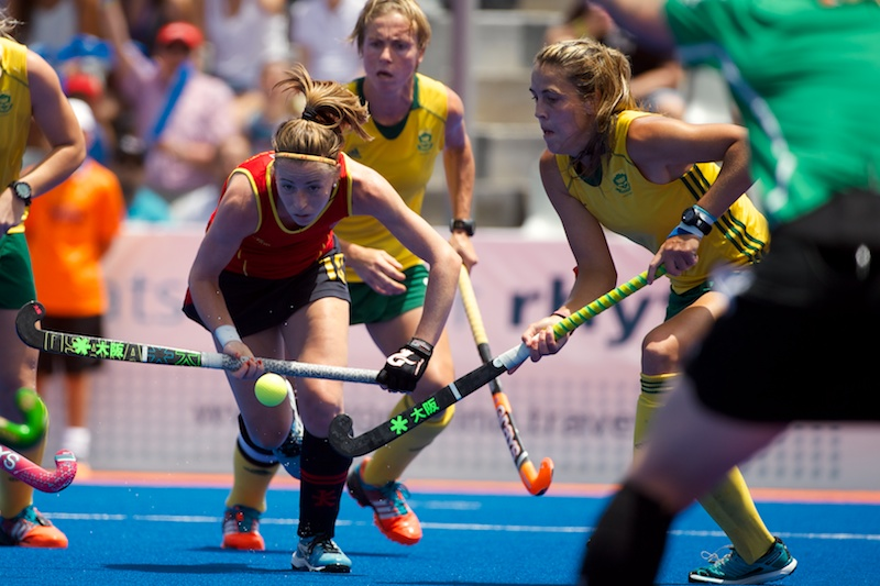 Early goals see Spain sink SA in Valencia