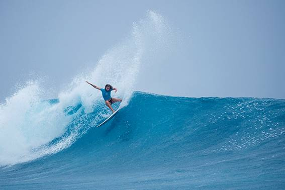 Second WSL final for SA's Buitendag in Fiji