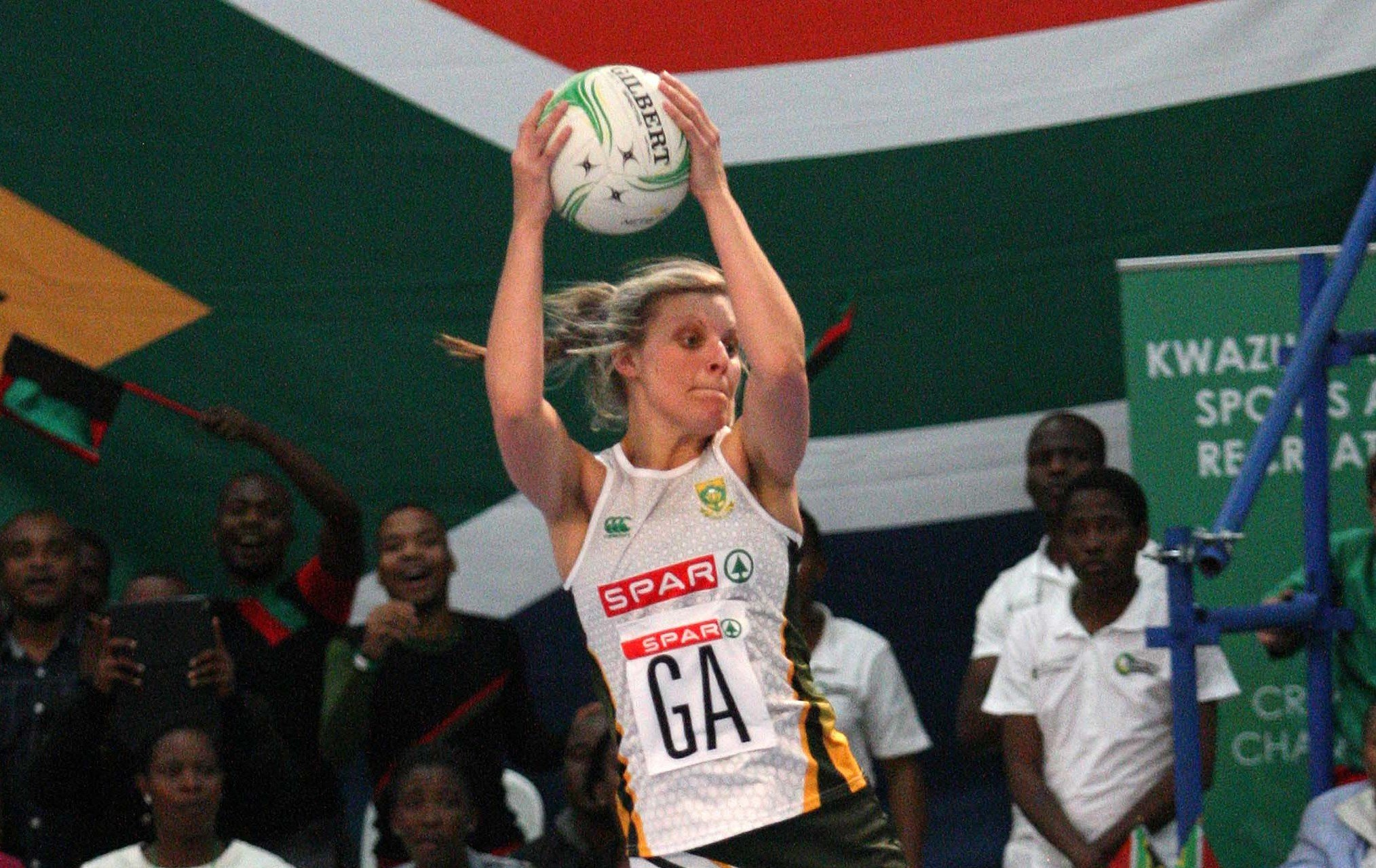 Pride of SA netball talent picked for World Cup