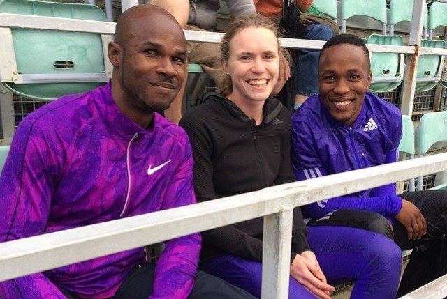 SA athletes in podium finishes in Poland