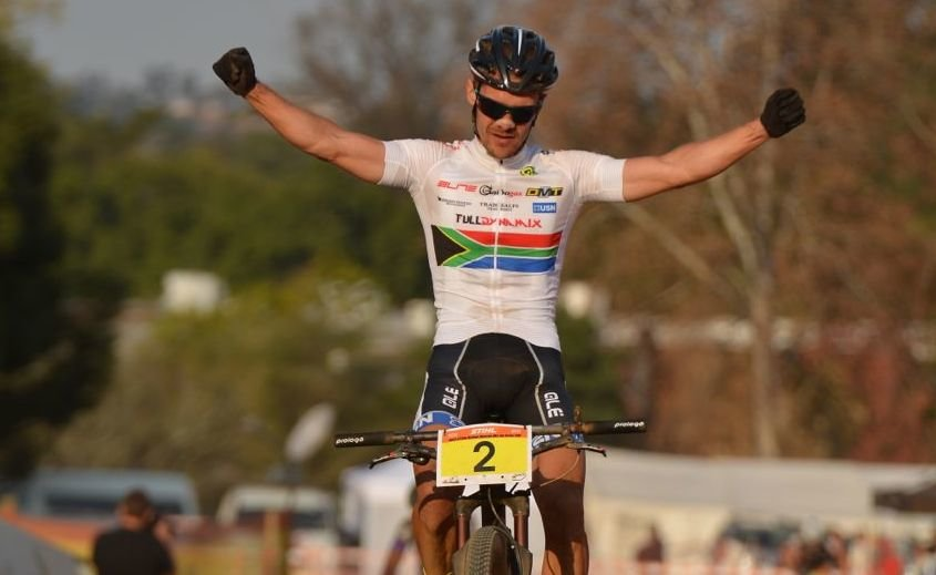Croeser and Vale top the podium in KZN
