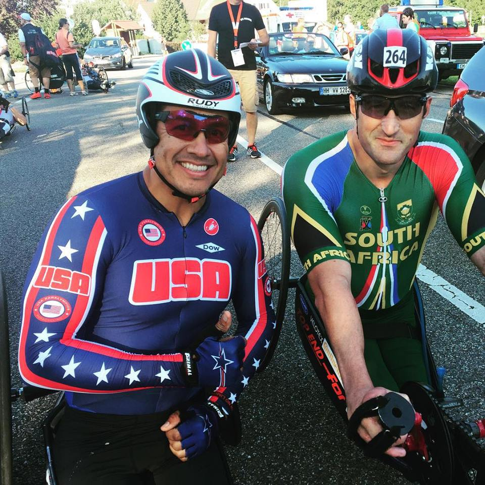 More medals for SA as they warm-up for para-cycling World Cup