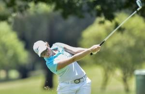 Ashleigh Simon. Sunshine Ladies Tour, Chase to Investec Cup for Ladies, 12 February 2015, Glendower Golf Cousre, Johannesburg. DAY 1   Photo by: Catherine Kotze/SASPA