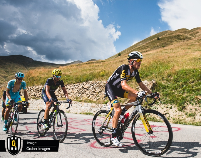 MTN-Qhubeka stay strong as TDF heads into toughest stage
