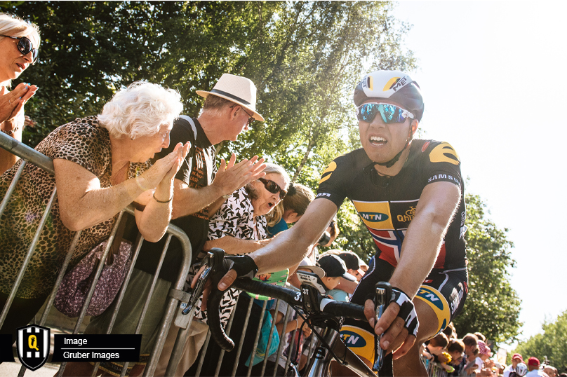 Africa's pride maintain their TDF momentum