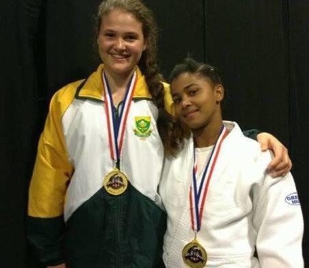 SA judoka grab gold and bronze at African Champs