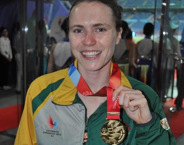 Golden girl Palframan aims to get quicker for SA