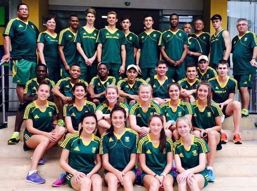 Lambrechts' heave for fourth is SA's best effort as World Youth Champs start