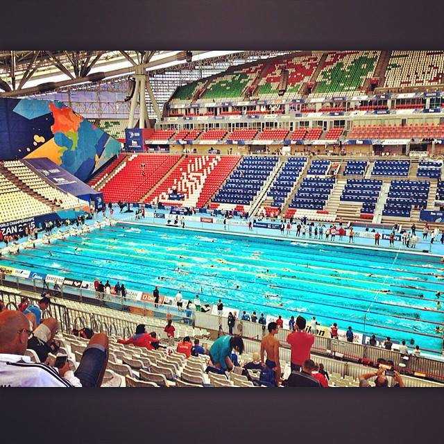 SA's World Champs swimmers bag three gold in Moscow