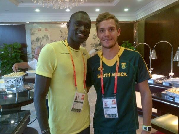 False start for SA's Jani as World Championships loom large