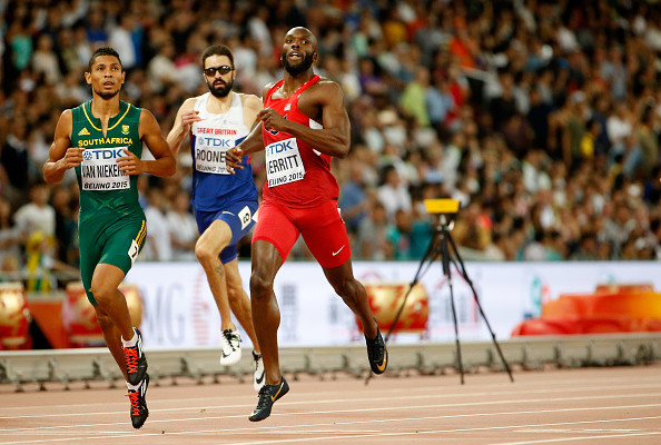 during day three of the 15th IAAF World Athletics Championships Beijing 2015 at Beijing National Stadium on August 24, 2015 in Beijing, China.
