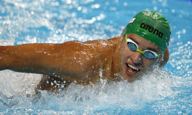 Le Clos gives SA hope for another medal in Russia