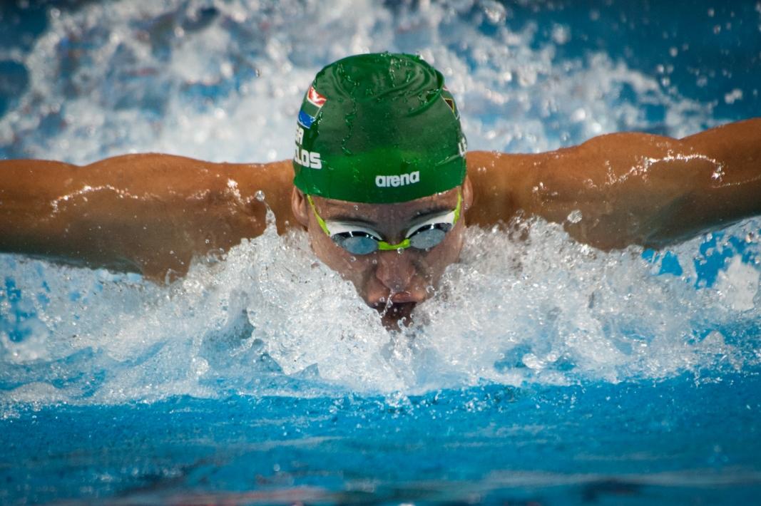 Le Clos lands SA's second gold at World Championships