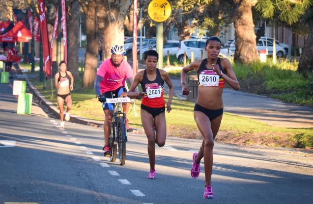 TOTALSPORTS Women's Race 10KM ~ Stellenbosch