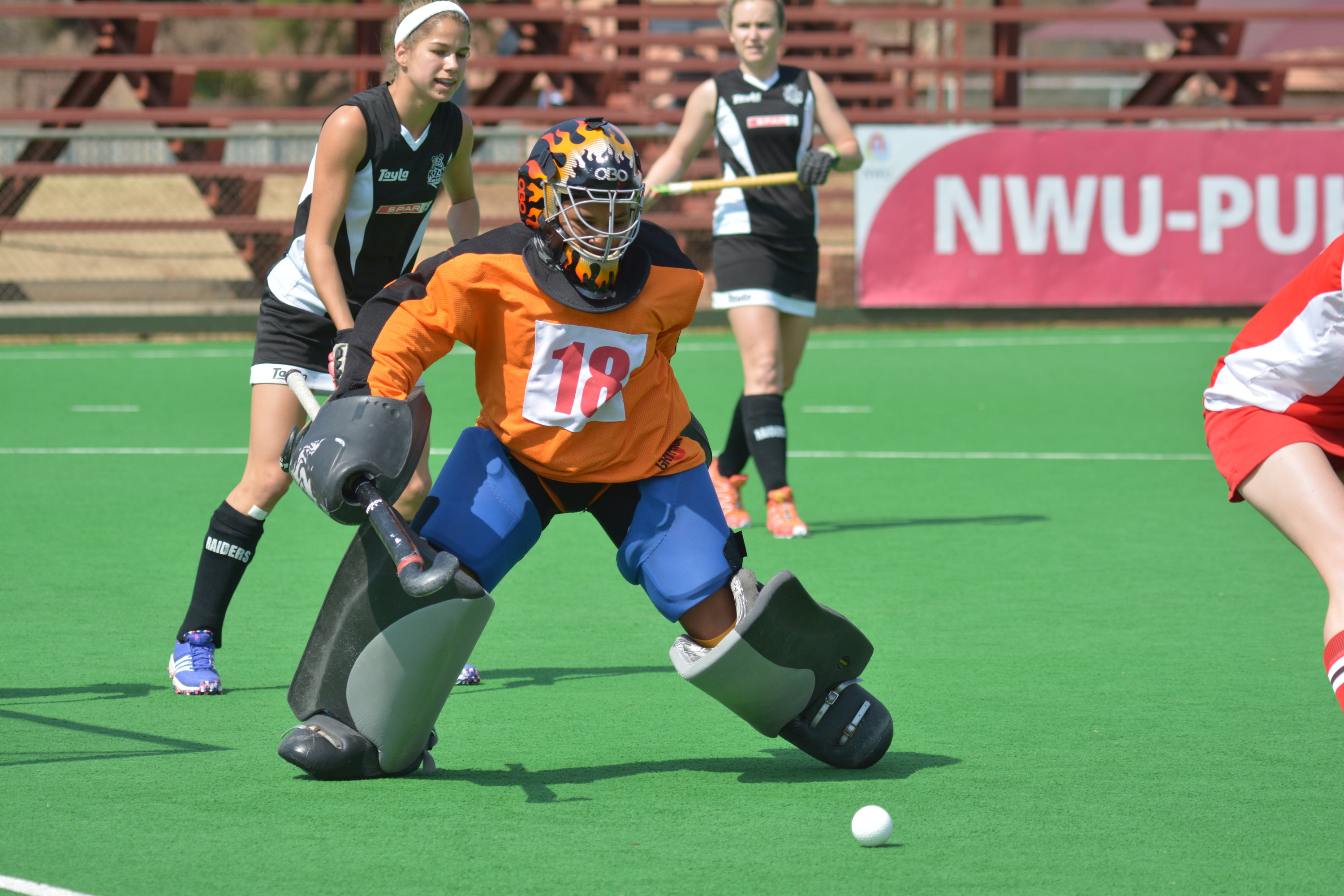 S Gauteng and WP contest IPT women's final