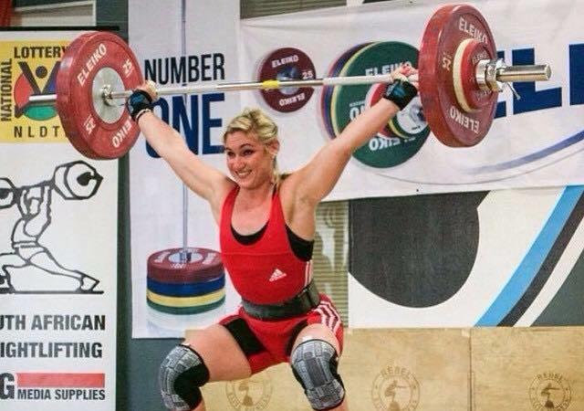 Powerhouse Pretorius ups her game with new SA records