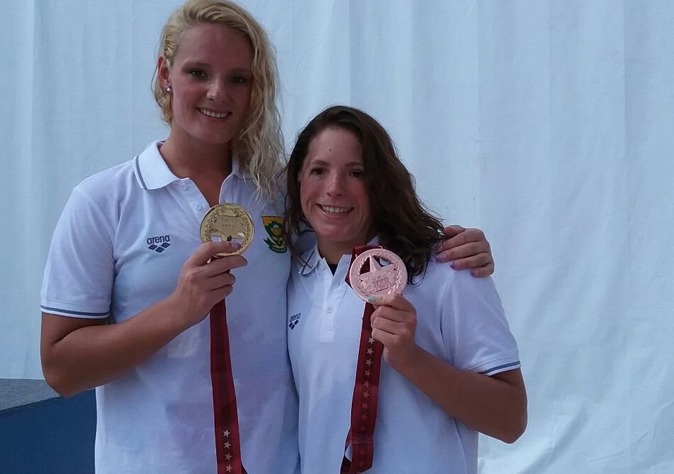 Gold and two bronze medals for SA at WDSC in Texas
