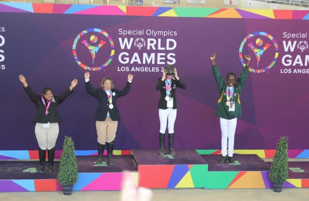 special olympics south africa-world games