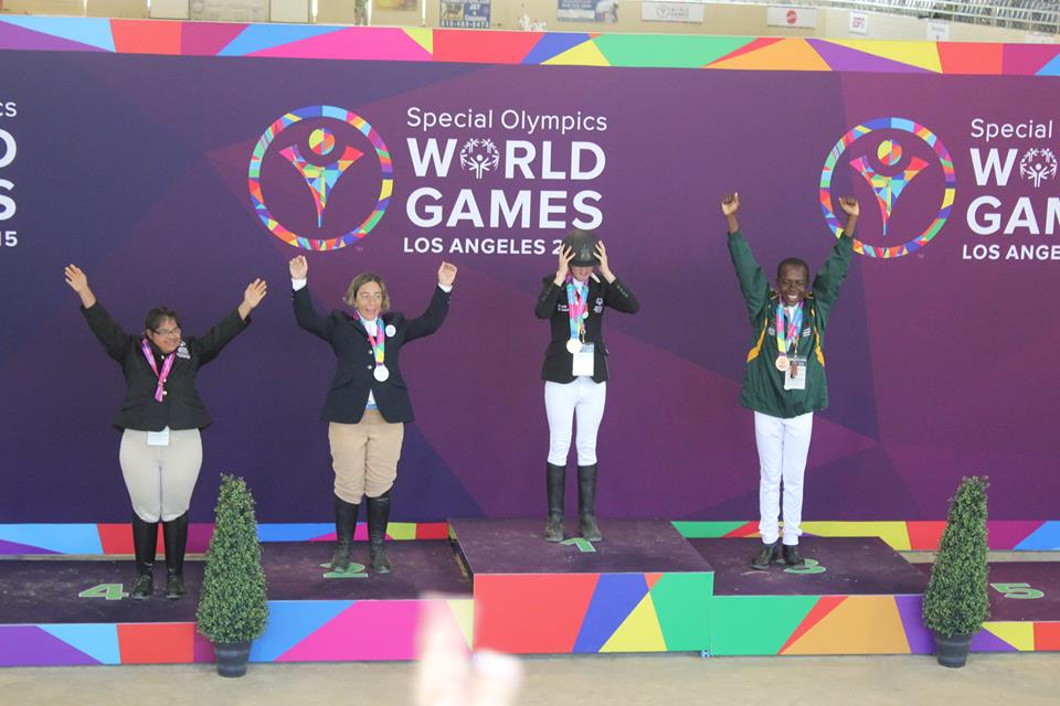 SA athletes win 61 medals at Special Olympics in LA