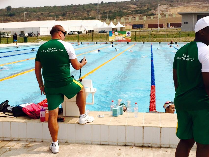 SA swimmers look to build on Games domination