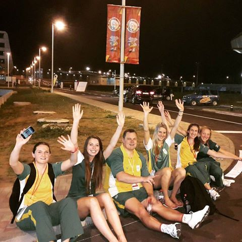 Fencer Barrett almost bags SA's first Games medal