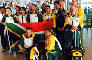 Western Cape athletes leaving SA