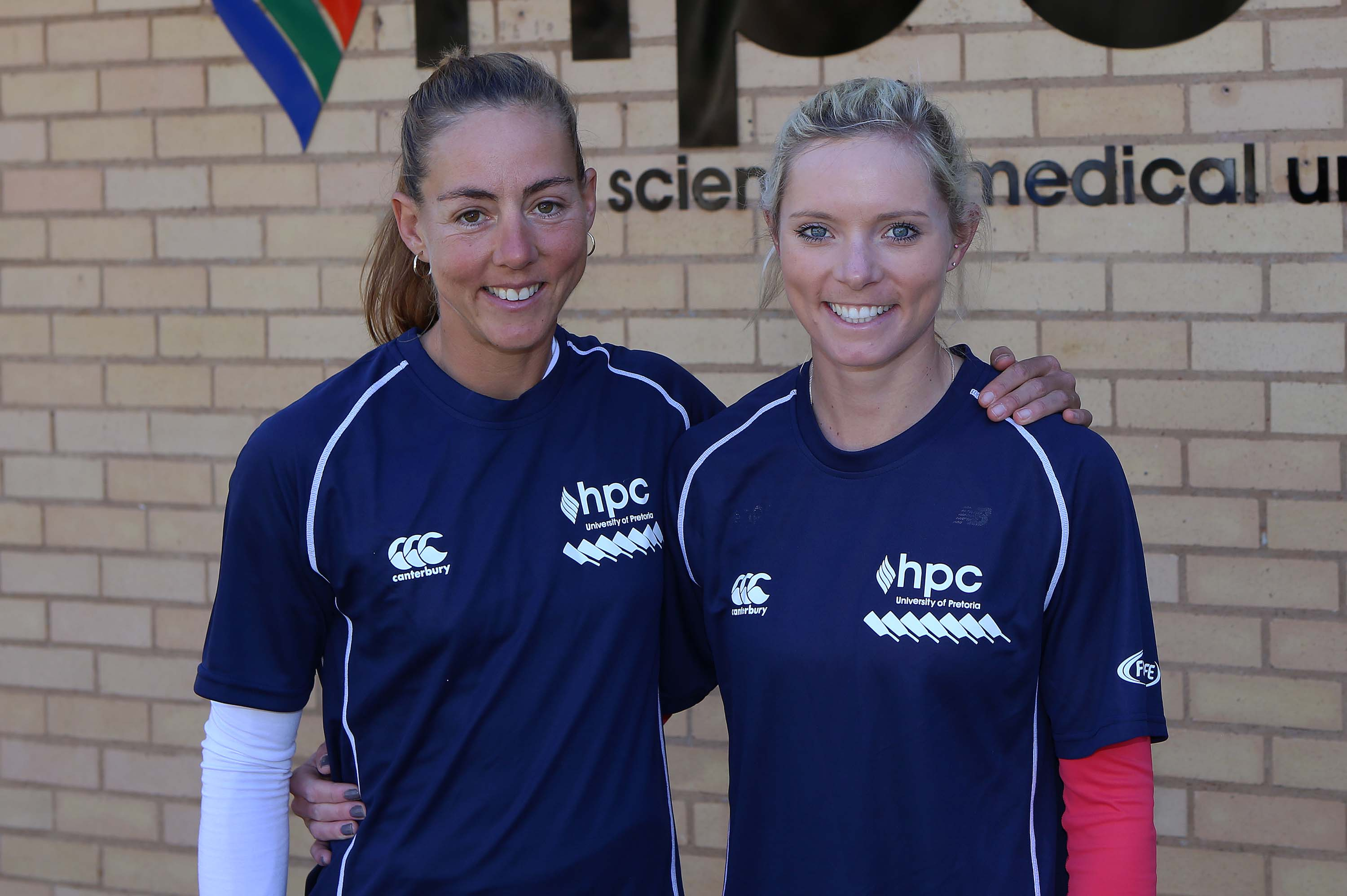 McCann and Grobler make history with medal at Worlds