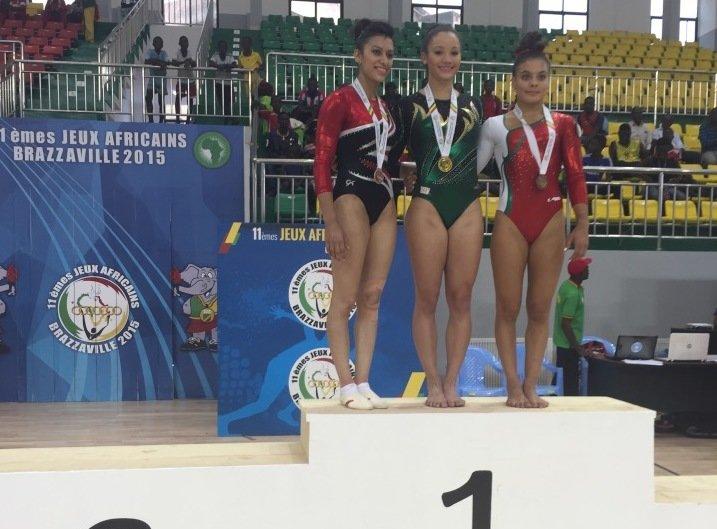 Beckett grabs SA's first gold medal at 2015 African Games