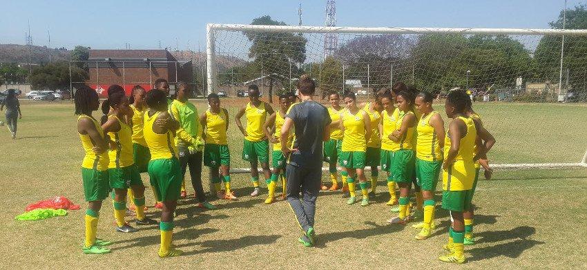 Basetsana's Salgado gets goosebumps ahead of World Cup qualifier