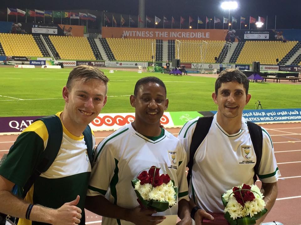 SA win their first silverware at IPC World Championships