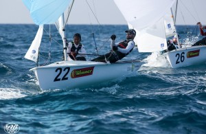 470 class world championship 2015 - day 5